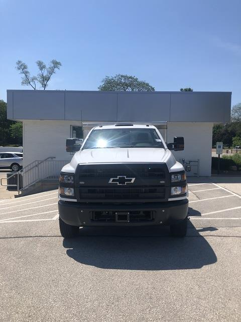2020 Chevrolet Silverado 4500 Regular Cab DRW 4x2, Rugby Eliminator LP Stainless Steel Dump Body #202261 - photo 1