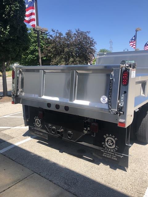 2020 Chevrolet Silverado 4500 Regular Cab DRW 4x2, Rugby Eliminator LP Stainless Steel Dump Body #202261 - photo 6