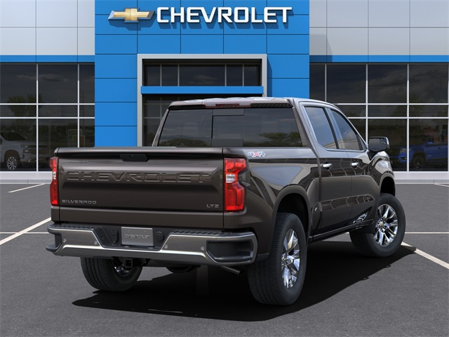 2021 Chevrolet Silverado 1500 Crew Cab 4x4, Pickup #210147 - photo 2
