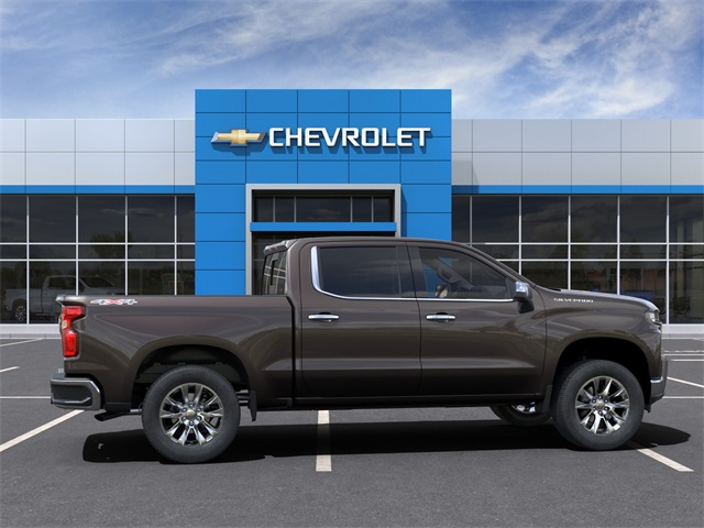 2021 Chevrolet Silverado 1500 Crew Cab 4x4, Pickup #210147 - photo 5