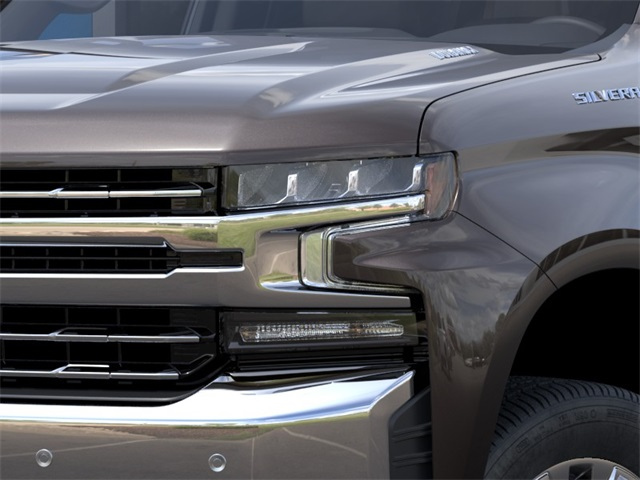 2021 Chevrolet Silverado 1500 Crew Cab 4x4, Pickup #210147 - photo 8