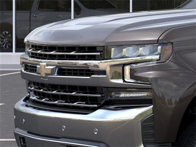 2021 Chevrolet Silverado 1500 Crew Cab 4x4, Pickup #210147 - photo 11