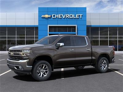 2021 Chevrolet Silverado 1500 Crew Cab 4x4, Pickup #210147 - photo 3