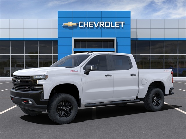 2021 Chevrolet Silverado 1500 Crew Cab 4x4, Pickup #210156 - photo 3