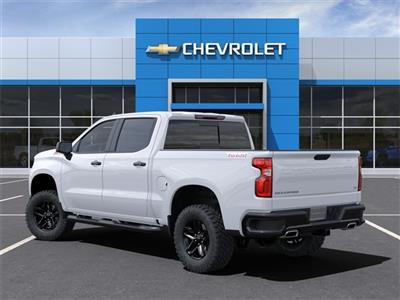 2021 Chevrolet Silverado 1500 Crew Cab 4x4, Pickup #210156 - photo 4