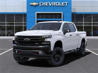 2021 Chevrolet Silverado 1500 Crew Cab 4x4, Pickup #210156 - photo 6