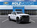 2021 Chevrolet Silverado 1500 Crew Cab 4x4, Pickup #210156 - photo 1