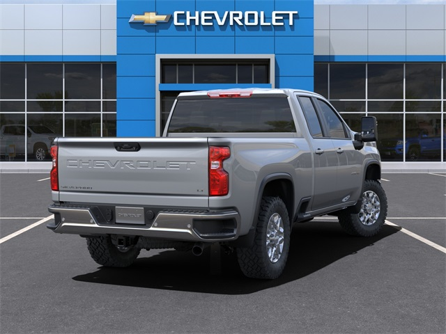 2021 Chevrolet Silverado 2500 Double Cab 4x4, Pickup #210203 - photo 4