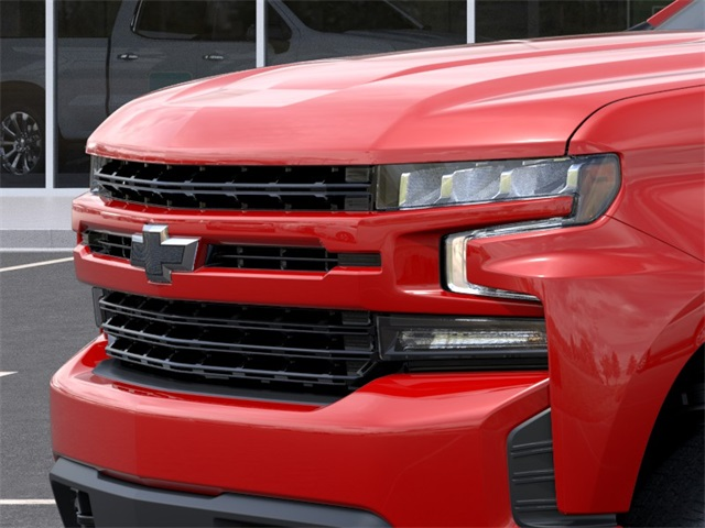 2021 Chevrolet Silverado 1500 Crew Cab 4x4, Pickup #210208 - photo 11