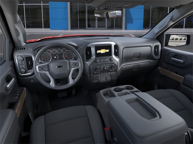 2021 Chevrolet Silverado 1500 Crew Cab 4x4, Pickup #210208 - photo 12
