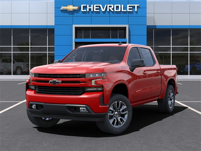 2021 Chevrolet Silverado 1500 Crew Cab 4x4, Pickup #210208 - photo 6