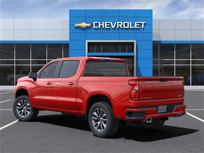 2021 Chevrolet Silverado 1500 Crew Cab 4x4, Pickup #210208 - photo 4