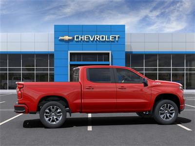 2021 Chevrolet Silverado 1500 Crew Cab 4x4, Pickup #210208 - photo 5