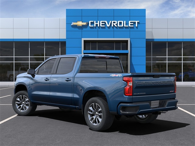 2021 Chevrolet Silverado 1500 Crew Cab 4x4, Pickup #210240 - photo 4