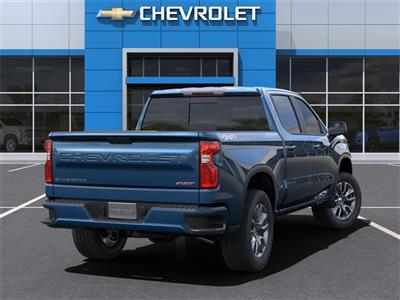 2021 Chevrolet Silverado 1500 Crew Cab 4x4, Pickup #210240 - photo 2