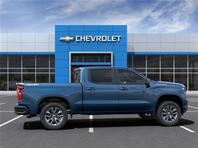 2021 Chevrolet Silverado 1500 Crew Cab 4x4, Pickup #210240 - photo 5