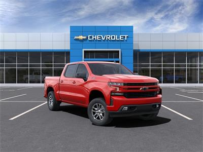 2021 Chevrolet Silverado 1500 Crew Cab 4x4, Pickup #210316 - photo 1