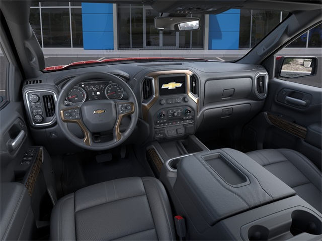 2021 Chevrolet Silverado 1500 Crew Cab 4x4, Pickup #210371 - photo 12