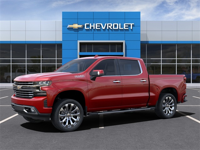 2021 Chevrolet Silverado 1500 Crew Cab 4x4, Pickup #210371 - photo 3