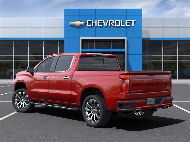 2021 Chevrolet Silverado 1500 Crew Cab 4x4, Pickup #210371 - photo 4