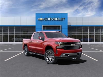 2021 Chevrolet Silverado 1500 Crew Cab 4x4, Pickup #210371 - photo 1