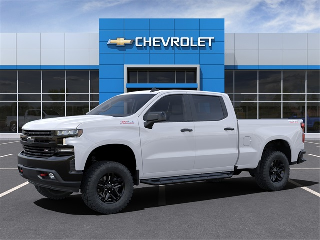 2021 Chevrolet Silverado 1500 Crew Cab 4x4, Pickup #210422 - photo 3