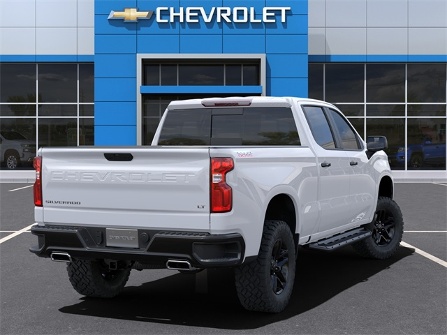 2021 Chevrolet Silverado 1500 Crew Cab 4x4, Pickup #210422 - photo 2
