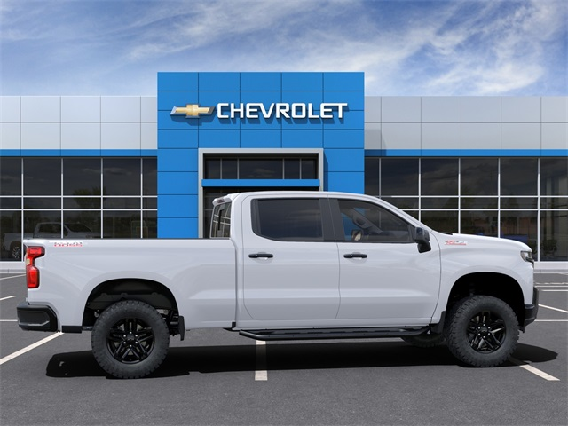 2021 Chevrolet Silverado 1500 Crew Cab 4x4, Pickup #210422 - photo 5