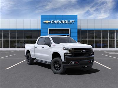 2021 Chevrolet Silverado 1500 Crew Cab 4x4, Pickup #210422 - photo 1