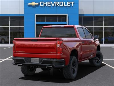 2021 Chevrolet Silverado 1500 Crew Cab 4x4, Pickup #210438 - photo 2