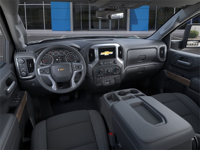 2021 Chevrolet Silverado 1500 Crew Cab 4x4, Pickup #210439 - photo 12