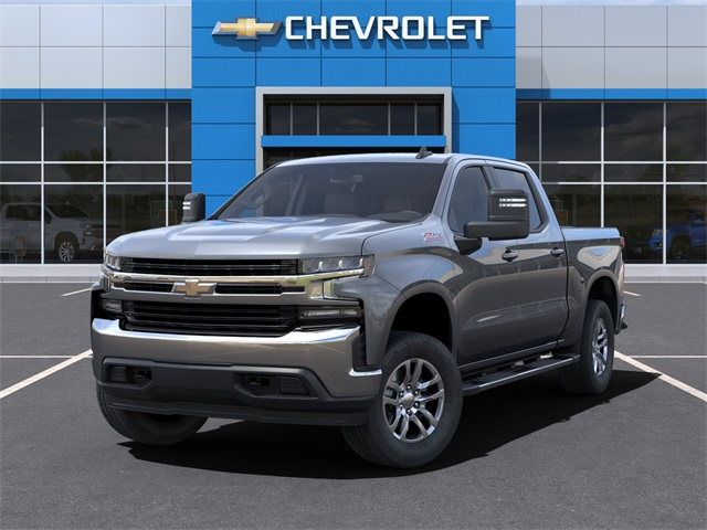 2021 Chevrolet Silverado 1500 Crew Cab 4x4, Pickup #210439 - photo 6