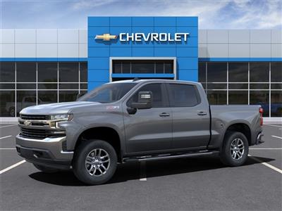 2021 Chevrolet Silverado 1500 Crew Cab 4x4, Pickup #210439 - photo 3
