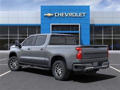 2021 Chevrolet Silverado 1500 Crew Cab 4x4, Pickup #210439 - photo 4