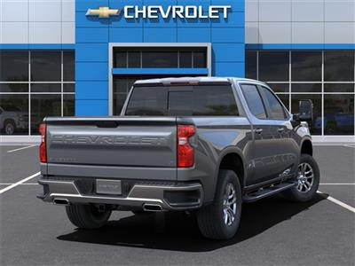 2021 Chevrolet Silverado 1500 Crew Cab 4x4, Pickup #210439 - photo 2