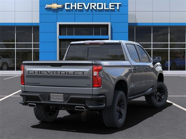 2021 Chevrolet Silverado 1500 Crew Cab 4x4, Pickup #210443 - photo 2