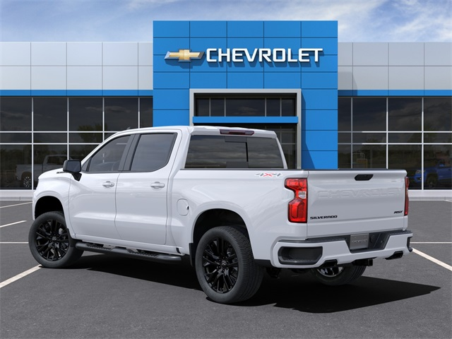 2021 Chevrolet Silverado 1500 Crew Cab 4x4, Pickup #210447 - photo 4