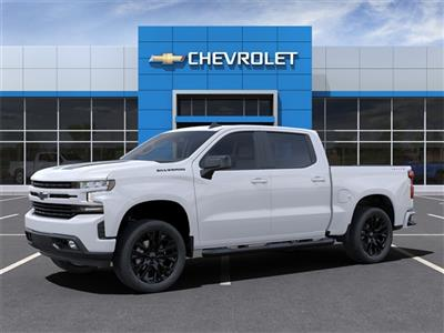 2021 Chevrolet Silverado 1500 Crew Cab 4x4, Pickup #210447 - photo 3
