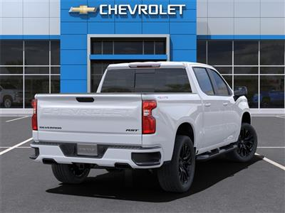 2021 Chevrolet Silverado 1500 Crew Cab 4x4, Pickup #210447 - photo 2