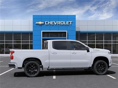 2021 Chevrolet Silverado 1500 Crew Cab 4x4, Pickup #210447 - photo 5