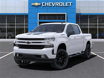 2021 Chevrolet Silverado 1500 Crew Cab 4x4, Pickup #210447 - photo 6