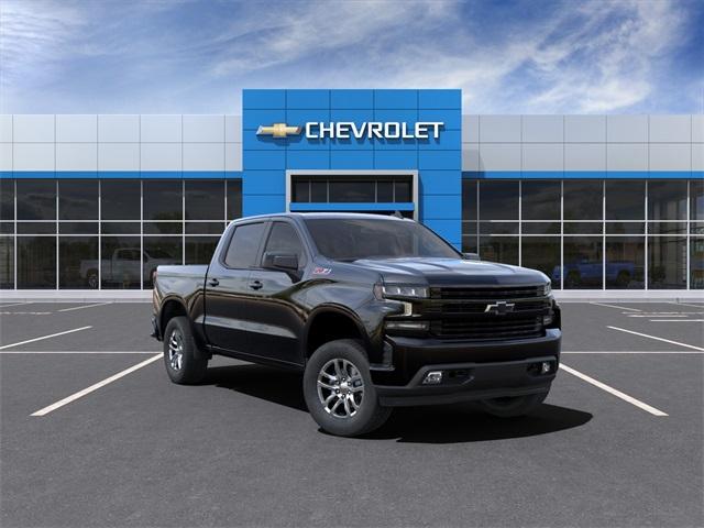 2021 Chevrolet Silverado 1500 Crew Cab 4x4, Pickup #210465 - photo 1