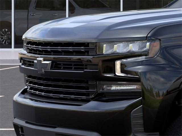 2021 Chevrolet Silverado 1500 Crew Cab 4x4, Pickup #210465 - photo 11