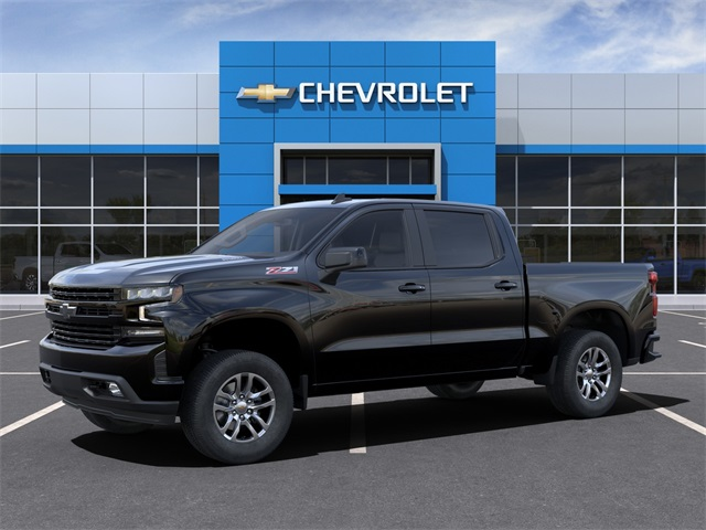 2021 Chevrolet Silverado 1500 Crew Cab 4x4, Pickup #210465 - photo 3