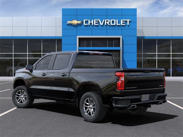 2021 Chevrolet Silverado 1500 Crew Cab 4x4, Pickup #210465 - photo 4