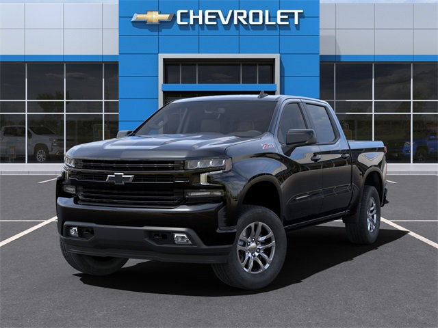 2021 Chevrolet Silverado 1500 Crew Cab 4x4, Pickup #210465 - photo 6