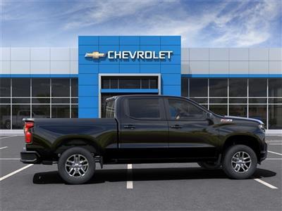 2021 Chevrolet Silverado 1500 Crew Cab 4x4, Pickup #210465 - photo 5