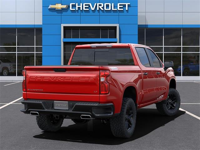 2021 Chevrolet Silverado 1500 Crew Cab 4x4, Pickup #210750 - photo 2