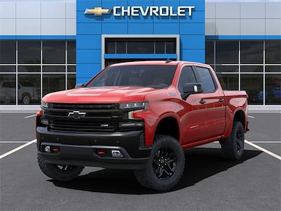 2021 Chevrolet Silverado 1500 Crew Cab 4x4, Pickup #210750 - photo 5