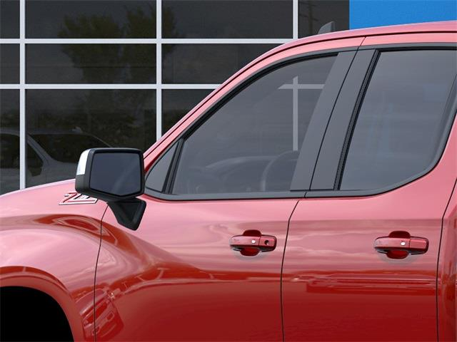 2021 Chevrolet Silverado 1500 Double Cab 4x4, Pickup #210754 - photo 9